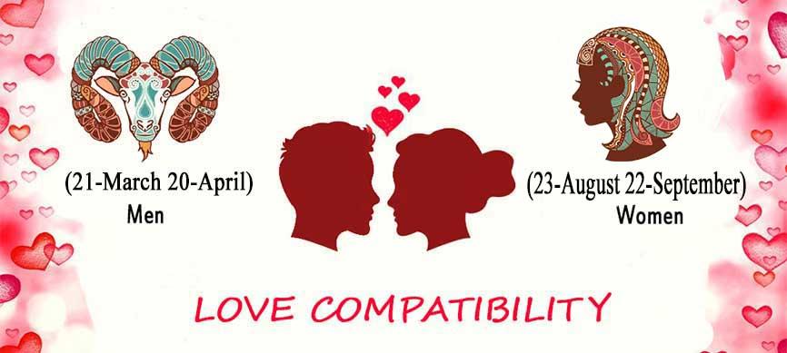 मेष और कन्या में लव कम्पेटिबिलिटी और रिलेशनशिप