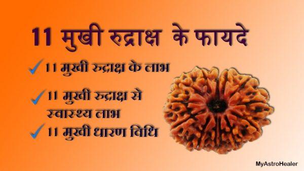 11 Mukhi Rudraksha करेगा मदद व्यापर को बढ़ाने में